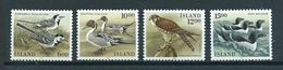 1986 Iceland Complete Set Ducks,ente,eenden,oiseaux,vögel MNH/postfris/neuf Sans Charniere - Ongebruikt