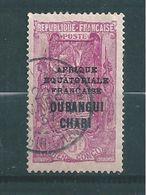 France Colonie Timbre  D'Oubangui De 1927/33  N°83 Oblitéré - Oblitérés