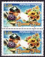 FRANCE  1998 - Y&T  3133  -   Bonne Fête   - Oblitérés - Used Stamps