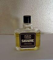 """Ancienne Miniature """"Savane"""" Après Rasage De AQUA VELVA Sans Boîte - Modern Miniatures (from 1961)"""