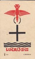 RELIGION---image Pieuse---( Eiseuschmitt  16-9-46 )--voir 2 Scans - Images Religieuses