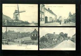 Beau Lot De 16 Cartes Postales De Belgique  Cortemarck Moulin Lot 16 Postkaarten Van België  Kortemark Molen - 16 Scans - Cartes Postales