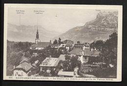 Saint Gervais Les Bains  - Carte Postale De Haute Savoie 74 - Saint-Gervais-les-Bains
