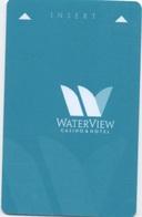 Carte De Membre : Waterview Casino & Hotel : Vicksburg MS USA - Cartes De Casino