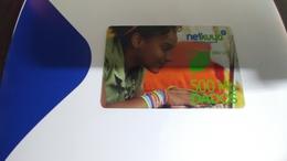 Angola-netkuya-(42)-(500mg Dados-250utt)-mint+1card Prepiad Free - Angola