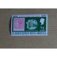 Timbre Neuf De St Kitts & Nevis Anguilla - St.Kitts-et-Nevis ( 1983-...)