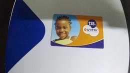 Angola-unitel-(51)-28.6.2007-(125utt)-used+1card Prepiad Free - Angola
