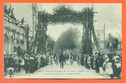 """CPA 54 Nancy """" Rentrée Triomphale Du 20° Corps , 27 Juillet 1919 Le Général Grange """" Carte Etat Luxe - LJCP 59 - Nancy"""