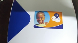 Angola-unitel-(52)-1.9.2007-(125utt)-used+1card Prepiad Free - Angola