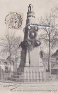 LE MANS - Sarthe - Monument De Pontlieue (1870-71) - CPA - 1903 - Le Mans