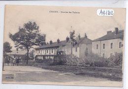 CHAGNY- QUARTIER DES TUILERIES - Chagny