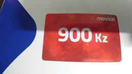Angola-moviel-(59)-28.04.2020-(900kz-125utt)-used+1card Prepiad Free - Angola