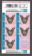 "Belg. 2013 - COB N° 137  ** - Papillon ""Vulcain"" (timbre 4322) - Postzegelboekjes 1953-...."