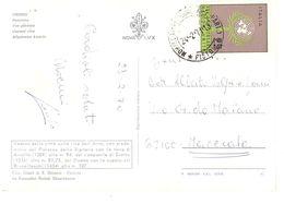 £25 NAZIONI UNI CART.FIRENZE - 1961-70: Storia Postale