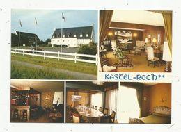 Cp, Hôtel KASTEL ROC'H , 29 , Plougastel - Daoulas,  Multi Vues,  Vierge ,  Ed. Jos - Hotels & Restaurants