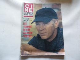 STEVE McQUEEN VOIR PHOTO ANCIEN MAGAZINE REGARDEZ MES VENTES ! J'EN AI D'AUTRES - Magazines: Subscriptions