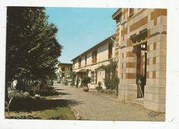 Cp, 65 , BAGNERES DE BIGORRE , L'hôtel LA RESIDENCE , Vierge , Ed. Theojac - Hotels & Restaurants