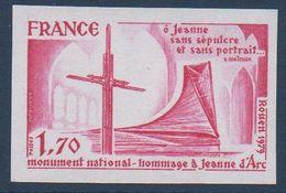 FRND 1979  Hommage à Jeanne D'Arc     N°YT 2051  ** MNH - France