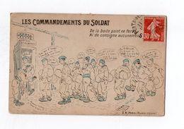 Les Commandements Du Soldat - Autres