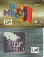 TARJETA TELEFONICA DE MOLDAVIA. 05.97 TIRADA 10000 (003) - Moldova