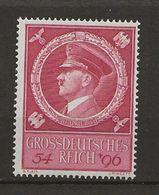 55 Anniversaire Hitler. - Allemagne