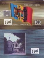 TARJETA TELEFONICA DE MOLDAVIA. 09.95 TIRADA 30000 (004) - Moldova