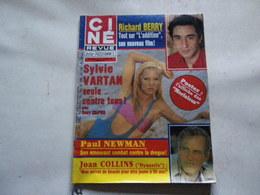SYLVIE VARTAN, RICHARD BERRY, PAUL NEWMAN VOIR PHOTO ANCIEN MAGAZINE REGARDEZ MES VENTES ! J'EN AI D'AUTRES - Magazines: Subscriptions