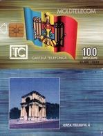 TARJETA TELEFONICA DE MOLDAVIA. 12.97 TIRADA 62500 (005) - Moldova