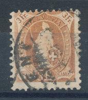 Suisse  N°112 - Usati