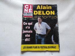 ALAIN DELON VOIR PHOTO ANCIEN MAGAZINE REGARDEZ MES VENTES ! J'EN AI D'AUTRES - Magazines: Subscriptions