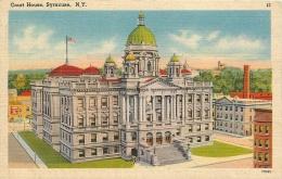 SYRACUSE     COURT HOUSE - Syracuse