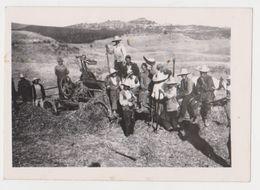 26378 Peut Etre  En Algerie, Battelage, Blé  Fermier - été 1946 - Métiers