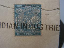 India ,  Nice Perin Cv.1931 - Indien (...-1947)