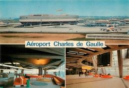 ROISSY EN FRANCE AEROPORT CHARLES DE GAULLE - Aérodromes