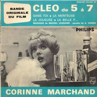 "B-O-F  Michel Legrand / Corinne Marchand  ""  Cléo De 5 à 7  "" - Soundtracks, Film Music"