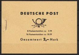"""MH 4 C 1 """"Ulbricht"""", Gute Erhaltung , ** - DDR"""
