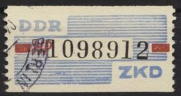 "ZKD : 28 HP, ""Berlin"", Sauber Gestempelt - Dienstpost"
