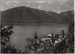 Gerra Gambarogno Ticino - Ristorante Terrazza Al Lago - Photo: Pancaldi - TI Tessin