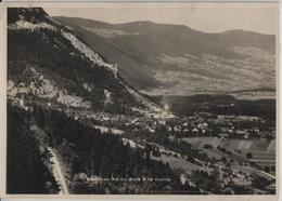 Baulmes Vu Du Bois A La Dame - Photo: A. Deriaz - VD Vaud