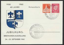 """PP 23 D 2/01 """"Berlin-Wilmersdorf"""", 1960, Pass. Sst. - Berlin (West)"""