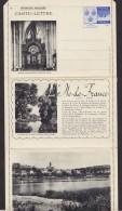 K 39, Bild 6, Druckdatum 5-1938, * - Ganzsachen