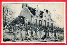 37 - FONDETTES --  La Mairie - état - Fondettes