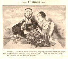 Die Mitgift / Cartoon, Entnommen Aus Zeitschrift / Datum Unbekannt - Livres, BD, Revues