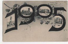 CPA - Carte  - Année 1905 - Avignon - Otros