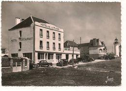 Audierne -  Hotel De La Plage -  CPSM° - Audierne