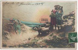 CPA - Carte  - Année 1908 - - Otros