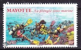 Mayotte 2011 Yvert 255, Scuba Diving - MNH - Mayote (1892-2011)