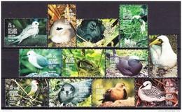 Pitcairn 1995 Yvert 432- 43, Definitive, Birds - MNH - Sellos