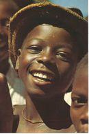 Ragazzi Dello Zaire (centro Africa).  (scan Verso) - Central African Republic