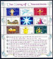 A107- Christmas Island. The Song Of Christmas. - Christmas